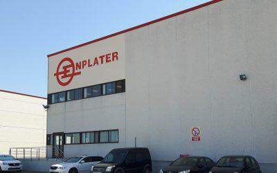 Realización de instalaciones para EPA – ENPLATER en Sariñena