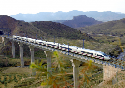 MADRID-FIGUERES HIGH-SPEED RAIL LINE